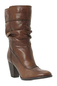DUNE Rad leather calf boots