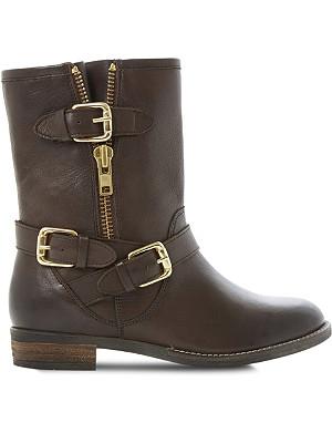 DUNE Robbin biker boots
