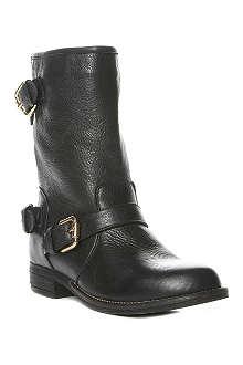 DUNE Riff leather biker boots