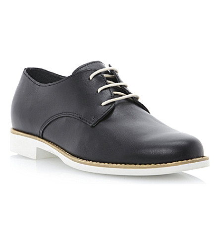 Luca leather brogues (Black-leather