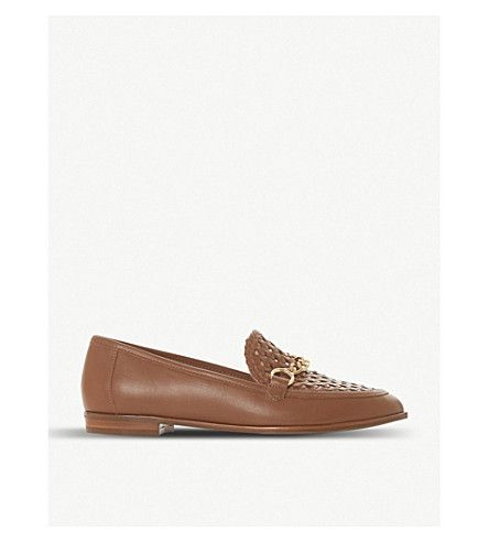 Galowe loafers leather DUNE chain Tan detail leather DUNE Galowe chain tx7qPO