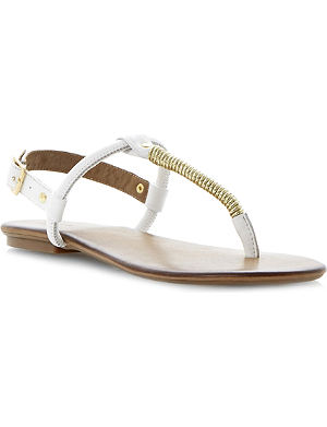 DUNE Jamba toe post sandals
