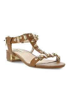 DUNE Funkie embellished sandals