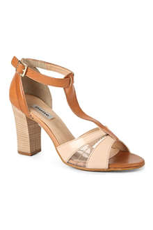 DUNE Fetch leather sandals
