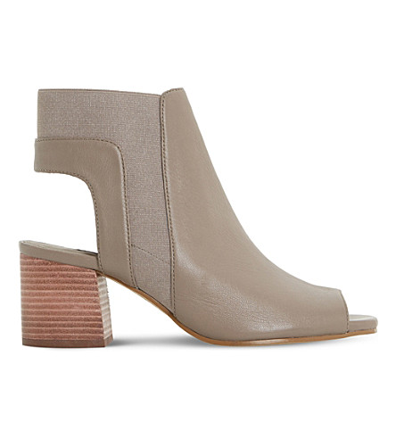 DUNE Jericho leather ankle boots