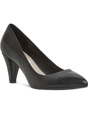 DUNE Ashlie leather court shoes