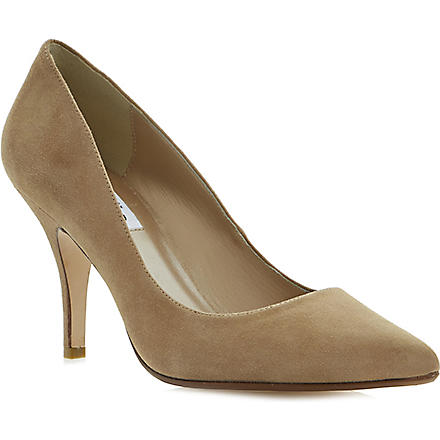 DUNE Appoint suede courts (Mink-suede