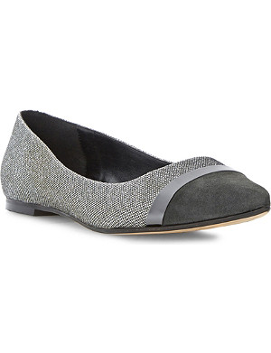 DUNE Ameretto pointed toe pumps