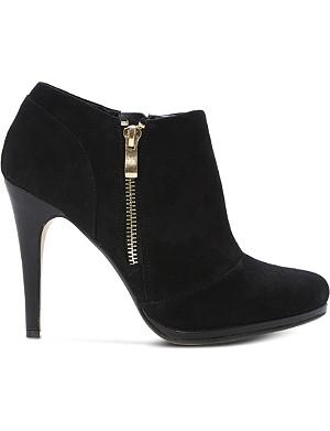 DUNE Addorna suede shoe boots