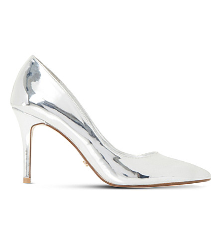 DUNE Aurrora metallic courts (Silver-metallic