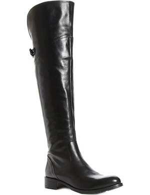 DUNE Totton over-the-knee boots