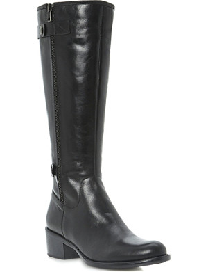 DUNE Teacher leather riding boots