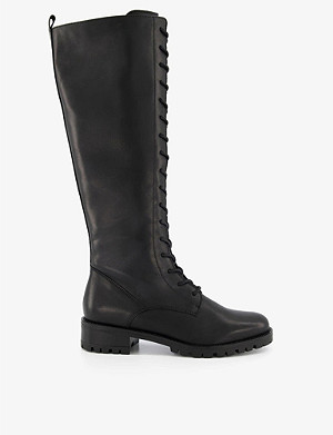 DUNE Tinkerbell over-the-knee boots