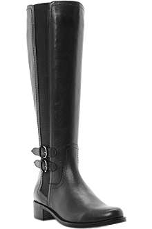 DUNE Timpleton knee-high boots
