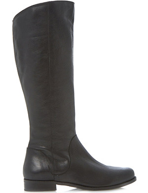 DUNE Talent leather riding boots