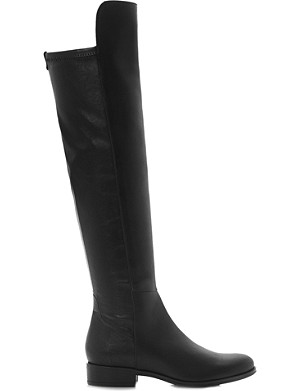 DUNE Trish over the knee boots