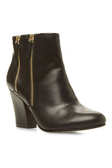 DUNE Noras leather ankle boots