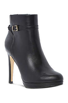 DUNE Northeast leather ankle boots