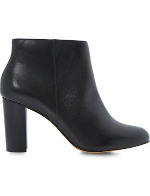 DUNE Nextdoor leather ankle boots
