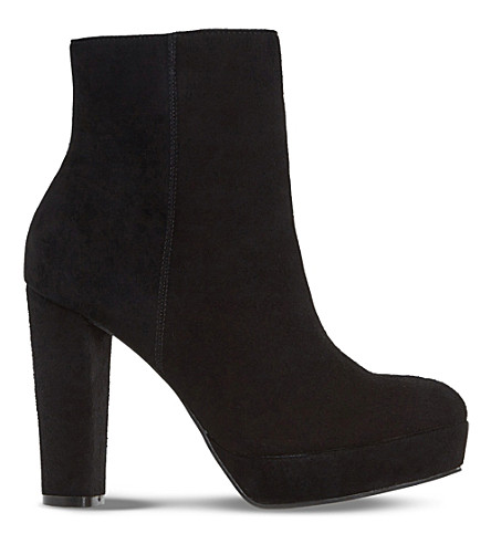 DUNE Ottawa suede ankle boots