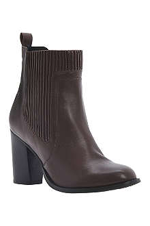 DUNE Natties leather ankle boots