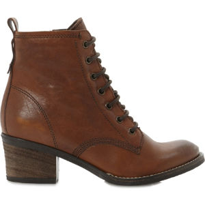 Peetons leather lace-up boots