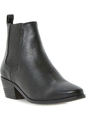DUNE Petra leather ankle boots