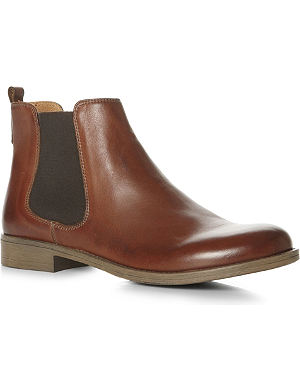 DUNE Paddys Chelsea leather boots