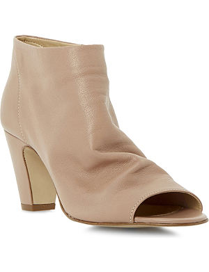 DUNE Caitlen leather ankle boots