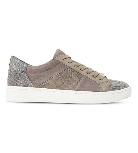 Egypt suede trainers