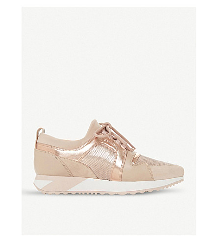 EAVIE METALLIC SNEAKERS