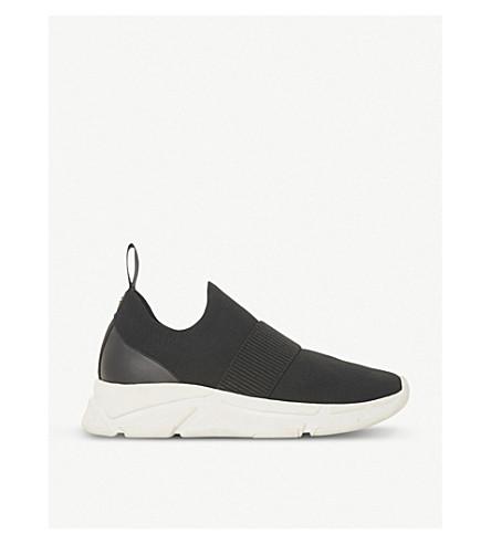 DUNE Ezraa low top sock trainers