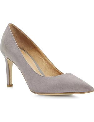 BERTIE Alissia nubuck court shoe