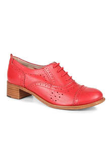 BERTIE Branell leather brogues