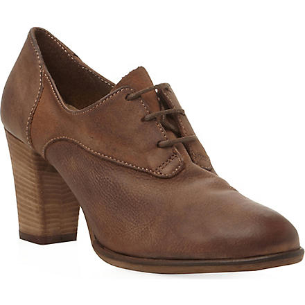 BERTIE Anabella shoe boot (Brown-leather