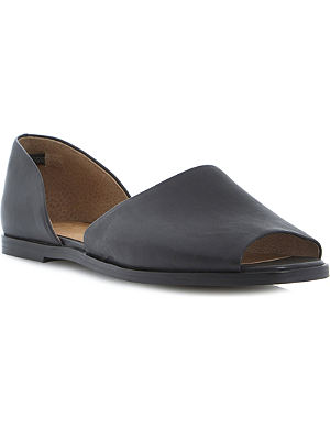 BERTIE Jambi leather sandals