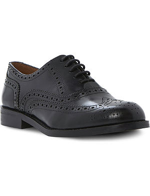 BERTIE Lockett leather lace up brogues