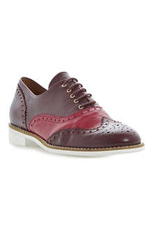 BERTIE Leopold two-toned brogues