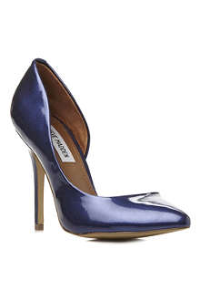 STEVE MADDEN Gayyle metallic court shoes