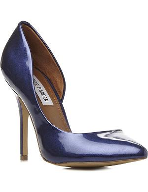 STEVE MADDEN Gayyle metallic court shoes
