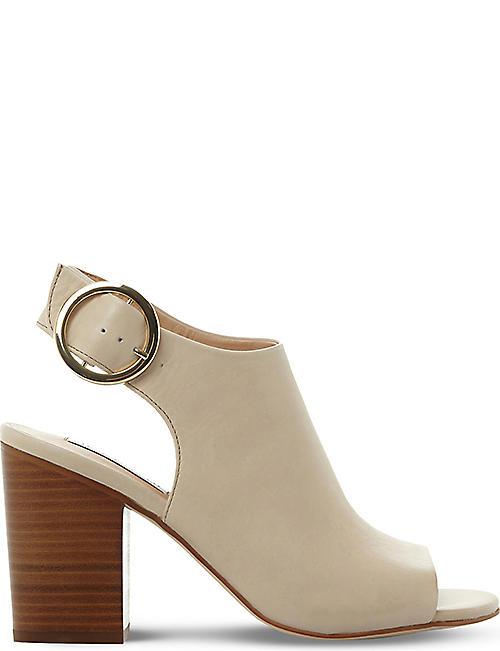 STEVE MADDEN Etta leather sandals