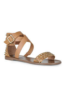 STEVE MADDEN Buddies studded gladiator sandals