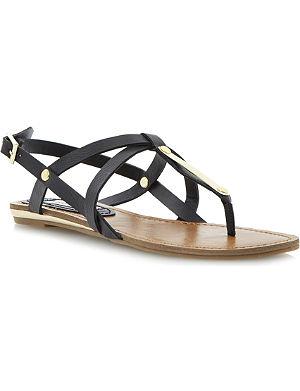 STEVE MADDEN Henna flat sandals