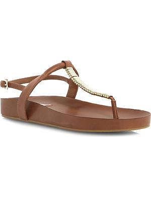 STEVE MADDEN Dorthee T-bar sandals