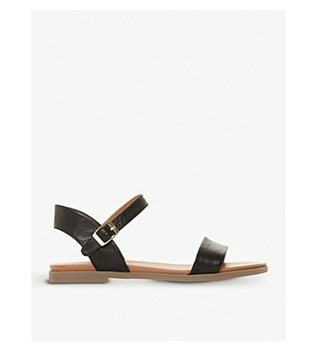 STEVE MADDEN Dina two-part sandals (Black