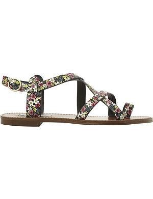 STEVE MADDEN Agathist multi-strap sandals