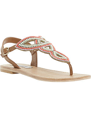 STEVE MADDEN Adria embellished sandals
