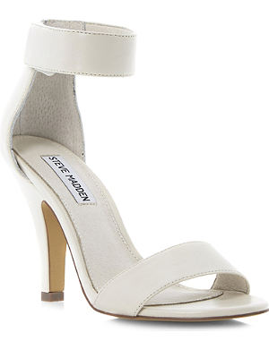 STEVE MADDEN Tassha two-part heeled sandals