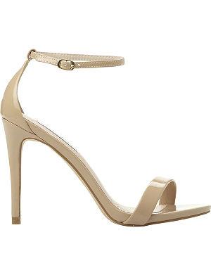STEVE MADDEN Two part heeled sandals