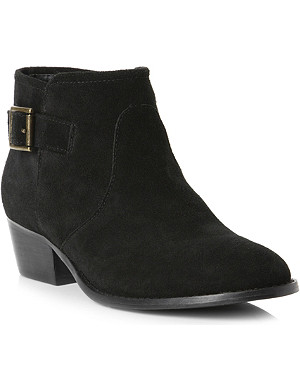 STEVE MADDEN Prizzze suede ankle boots